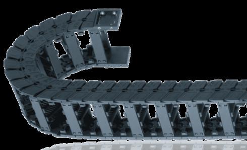 Гибкие кабель-каналы (кабелеукладчики)